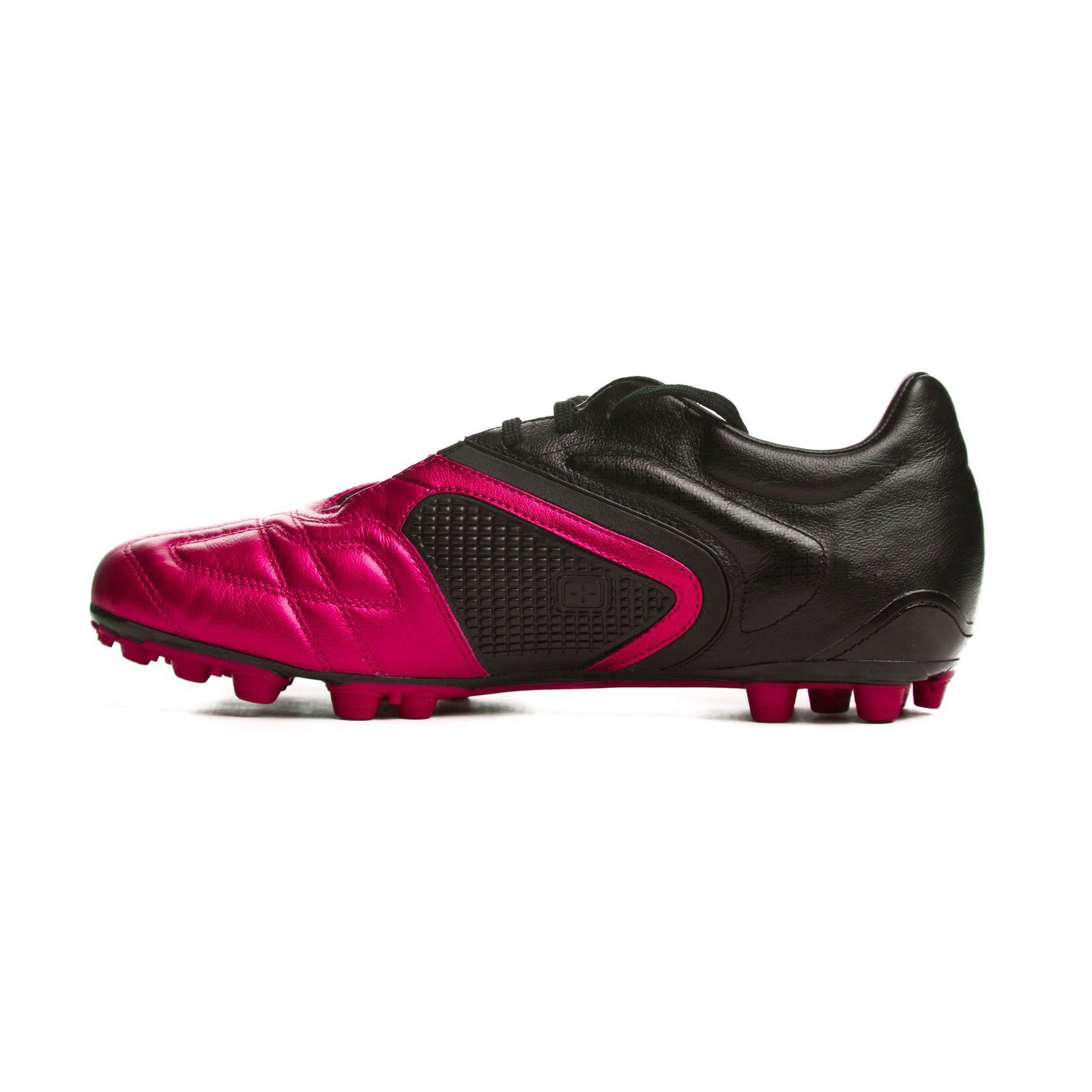 BUTES Soccer Sport Black & Blue Boots